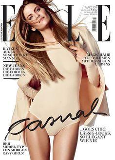 ELLE Cover März 2014