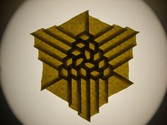 Studies for tessellations   by Andrea Russo Paper Art