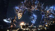 Retrouvez l'image sur un total de 90 pour Bloodborne sur PlayStation 4 Bloodborne, Video Game News, Video Game Art, Playstation, Spooky Games, Ps4 Exclusives, Praise The Sun, Horror Monsters, Fantasy Monster