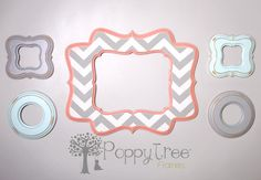 Love poppy tree frames