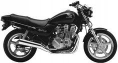 Honda CB750 Nighthawk (1992)