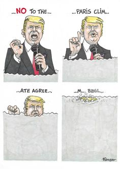Trump Says No, oh I  wish so much he drowns!