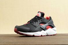 "Nike Air Huarache Run Men's Running Shoes ""Bred"""