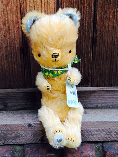 Japanese artist teddy bear