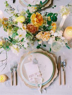 A European Inspired Wedding Shoot at New Jersey's Jardin de Buis Yellow Wedding, Floral Wedding, Wedding Colors, Wedding Flowers, Wedding Shoot, Wedding Table, Wedding Reception, Wedding Day, Dream Wedding