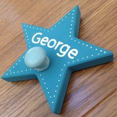 Star Coat Peg £6.00
