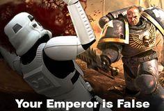 Poor stormtrooper