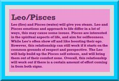 Pisces And Leo Relationship – Smart Talk About Love