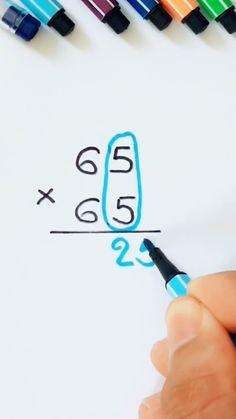 Love Math, Fun Math, Math Math, Guided Math, Kindergarten Math, Maths, Life Hacks For School, School Study Tips, Math Resources