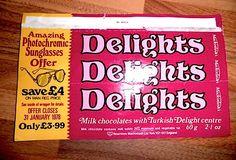 Old Skool Packaging - Page 32 Chocolate Delight, Chocolate Sweets, Vintage Sweets, Vintage Food, 80s Sweets, Toffee Crisp, Old School Candy, British Sweets, Vintage Packaging