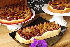 Hefe - Pflaumenkuchen (Rezept mit Bild) von fritzulla   Chefkoch.de