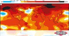 Quand le réchauffement climatique s'emballe dans une presque indifférence générale... http://www.liberation.fr/futurs/2016/07/21/la-rapidite-du-rechauffement-actuel-est-sans-equivalent-depuis-au-moins-8-000-ans_1467667