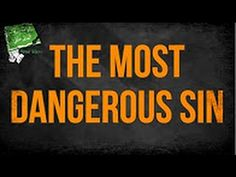 The Most Dangerous Sin | Mufti Menk