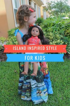 island inspired style for kids | kids vacation style | kids fashion | MomTrends.com #kidsfashion