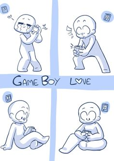 Gameboy Love YCH *OPEN* by LeniProduction on DeviantArt