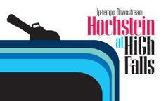 Hochstein at High Falls