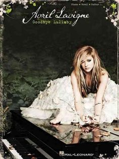 Avril Lavigne: Goodbye Lullaby: Piano / Vocal / Guitar