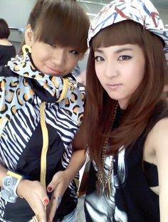 2NE1′s Dara shares video of CL freestyling to JOJO %26 Nicki Minaj