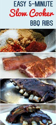 slow cooker ribs, crock pot recipes, crock pot ribs