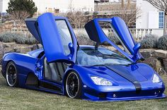 Here is the top ten of the world's most expensive Cars.