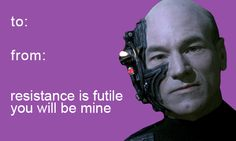 LEGIT VALENTINE'S DAY CARD!