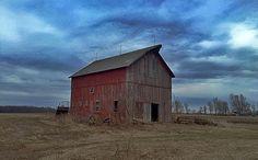 Photo: Barn on Upper Holley Road, Byron | The Batavian
