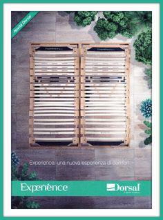 Novità Experience di Dorsal, venite alla Pedersoli casa a provare le nuove reti motorizzate dal design innovativo ...