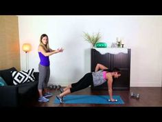 Week 12 Workout 3 IdealShape Up Challenge! 12 weeks of Free Fat-Burning Workouts! - YouTube