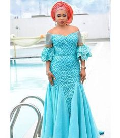 If there's one thing we can't get enough of its Nigerian fashionistas nailing their own personal style in timeless Aso-Ebi styles. Each week we bring you our Aso-Ebi style pick…