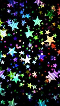 Pretty Phone Wallpaper, Star Wallpaper, Wallpaper Backgrounds, Wallpapers, Iphone Homescreen Wallpaper, Star Images, Star Background, Star Designs, 2000s