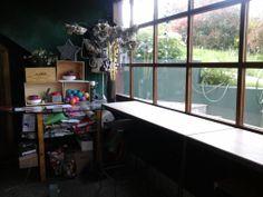 mi cuarto de trabajo.
