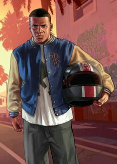 Franklin Clinton (GTA V)