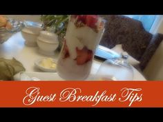 Guest Breakfast Tips Free Breakfast, Breakfast Recipes, At Home With Nikki, Emergency Kit For Girls, Guest Basket, Christmas Blessings, Home Theater Rooms, Winter Wonder, Diy Home Improvement