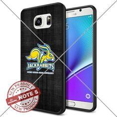NEW South Dakota State Jackrabbits Logo NCAA #1529 Samsung Note5 Black Case Smartphone Case Cover Collector TPU Rubber original by SHUMMA [Samsung Note5 Black Case], http://www.amazon.com/dp/B018498ZAK/ref=cm_sw_r_pi_awdm_RVcixb0HAJEY5