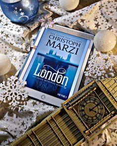 Falls ihr noch auf der Suche nach Büchern seid, die euch in Weihnachtsstimmung bringen, 🎅🎄kann ich euch 'London' nur noch einmal empfehlen, allerdings solltet ihr Fantasy mögen. ❄Niemand lässt Schneeflocken so zauberhaft vom Himmel tanzen, wie Christoph Marzi.