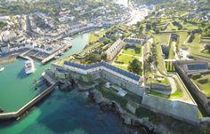 hotel citadelle vauban de belle ile en mer