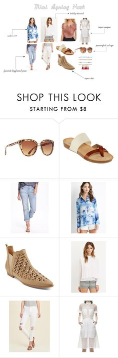 """""""mini spring haul"""" by ohm-dana on Polyvore featuring Forever 21, Love 21 and Hollister Co."""