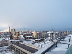 Technopolis Tampere ja Kansleri-tilalle suositus.