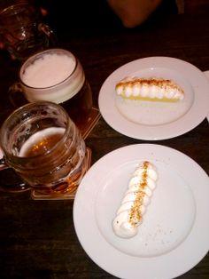 Gluttony is a sin. Really? Love this place. Lokál Nad Stromovkou Nad Královskou oborou 232/31, Prague