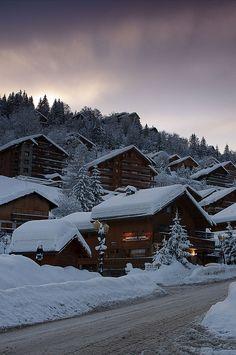 Sunrise Chalets Meribel France