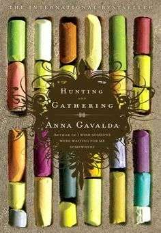 Hunting and Gathering: It took me three tries to get into this book, but once I'd really started, I had a hard time putting it down. Trying to describe it would be quite a spoiler, but essentially it is about three (sensitive, interesting, lost & found) people in Paris. It's lovely!
