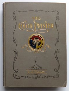 John F. Earhart - The Color Printer. This and more important fine art for sale on CuratorsEye.com