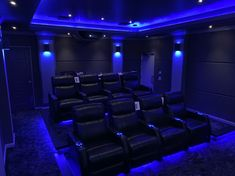 Various home theater seating alternatives for you to check out. See more ideas concerning Home theater seats, Home theater and Theater seating. Home Theater Room Design, Movie Theater Rooms, Home Cinema Room, Best Home Theater, Game Room Design, Home Theater Seating, Theater Room Decor, Theater Seats, Movie Rooms