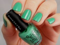 OPI Nordic Collection - My Dogsled is a Hybrid Swatch