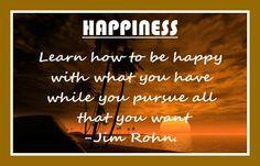 The GREAT Jim Rohn :-)