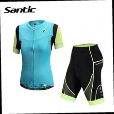 51.84$  Watch here - http://alipzc.worldwells.pw/go.php?t=32505178882 - Santic Women Cycling Sets 2016 Pro Racing Team Short Sleeve Cycling Jersey&Shorts Breathable&Anti-sweat Summer Roupa Ciclismo