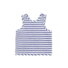 willaby SS15 smock tank - 100% cotton | sizes 6-12 m up to 3Y