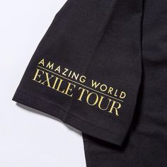 """24karats × EXILE LIVE TOUR 2015 """"AMAZING WORLD""""  Support Wear Collection  Coming Soon..."""