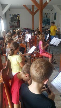 2015. Nyári tábor 2. hét - Velem   Hangszervarázs Zenetanoda – Rosales Zeneovi