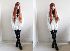 In the White (by Federica D) http://lookbook.nu/look/4530859-In-the-White